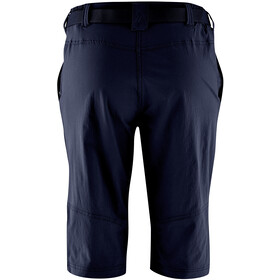 Maier Sports Lawa Bermuda long Femme, night sky